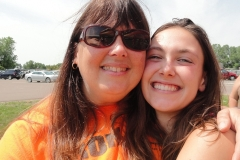 2011- Cathi and KaitlynG