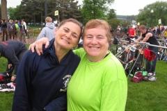 2013Sarah Koene and Judy HagerG