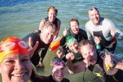 Elkhart Lake swim
