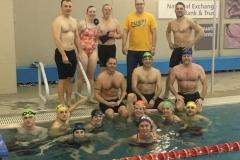 Redline winter swim workout