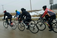 Winter Bike Ride